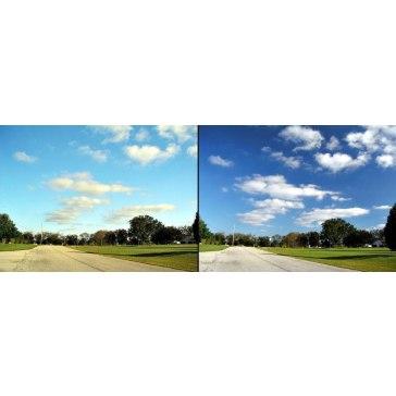 Hoya Filtre Polarisant Circulaire pour Canon DM-XL1s