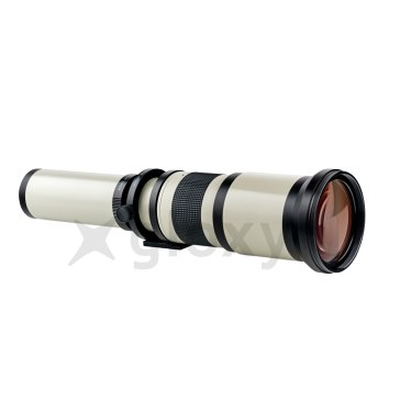 Téléobjectif Gloxy 650-1300mm f/8-16
