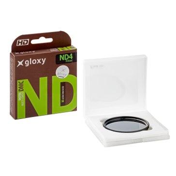 Kit de trois filtres ND4, UV, CPL 72mm pour Canon DM-XL1s