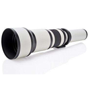 Gloxy 650-1300mm f/8-16 Super Téléobjectif Zoom Micro 4/3