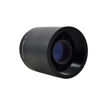 Gloxy 900-1800mm f/8.0 Téléobjectif Mirror Sony E + Multiplicateur 2x pour Sony A6600