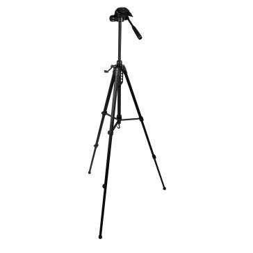 Trépied Gloxy GX-TS370 + Tête 3D pour Canon Ixus 800