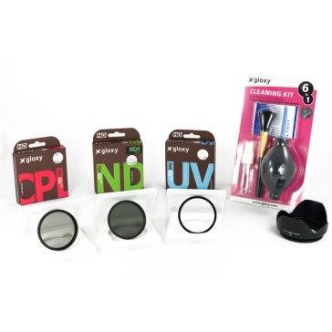 Kit Starter de 10 pièces pour appareils pour Sony DSC-V3