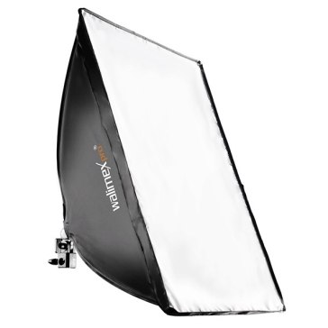 Walimex Kit studio Daylight 250 et Softbox 40 x 60cm
