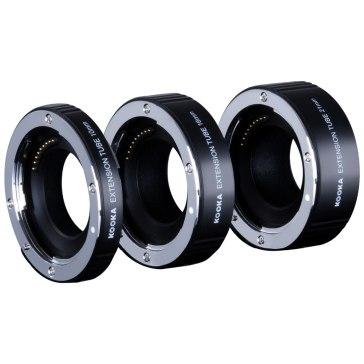 Kit de tubes d'extension Kooka AF KK-M47 pour Canon M