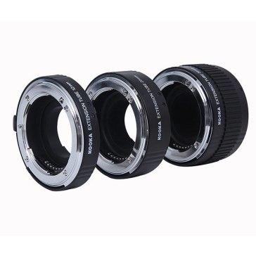 Kit tubes d'extension Kooka AF KK-N68A pour Nikon