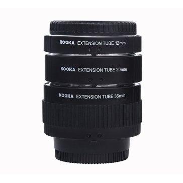 Kit tubes d'extension Kooka AF KK-C68A