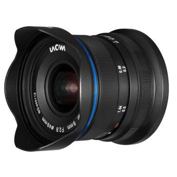 Laowa 9mm f/2.8 pour Sony A6600