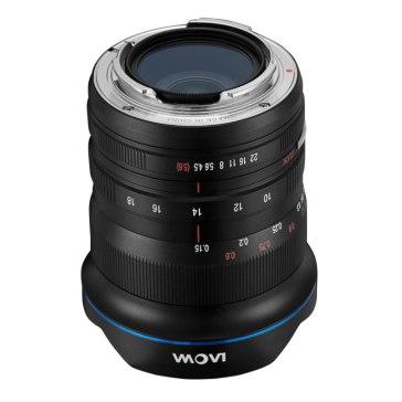 Laowa 10-18mm f/4.5-5.6 pour Sony A6100