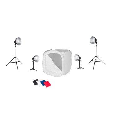 Kit photo pour produits Quadralite LH-40