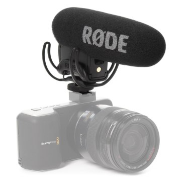 Rode VideoMic Pro Rycote pour Sony Alpha 7 II