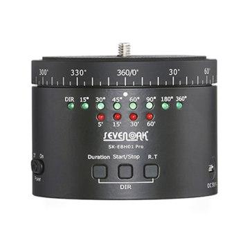 Sevenoak SK-EBH01 Pro Rotule Panoramique Électronique