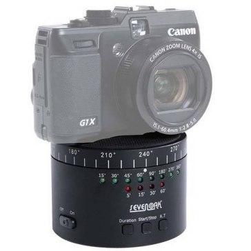 Tête panoramique Sevenoak SK-EBH01 pour Canon DM-XL1s