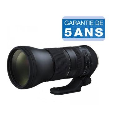 Objectif Tamron 150-600 mm f/5-6.3 SP Di VC USD G2 Téléobjectif