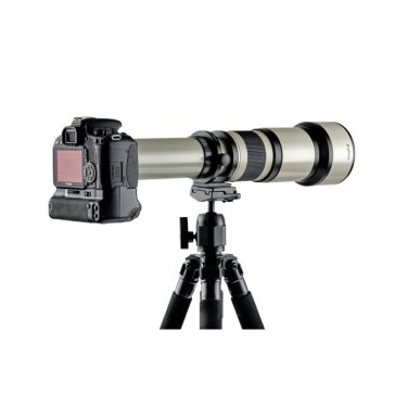 Gloxy 650-1300mm f/8-16 pour Canon EOS 90D