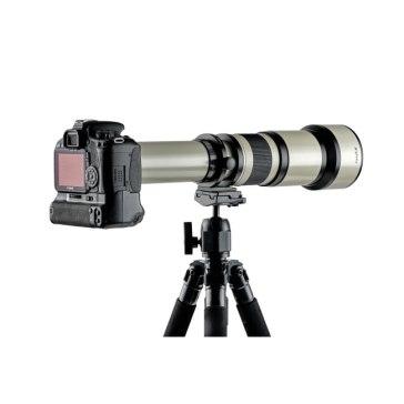 Gloxy 650-1300mm f/8-16 pour Sony A6600