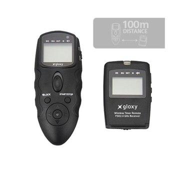 Télécommande intervallomètre sans fil Gloxy WTR-N pour Nikon