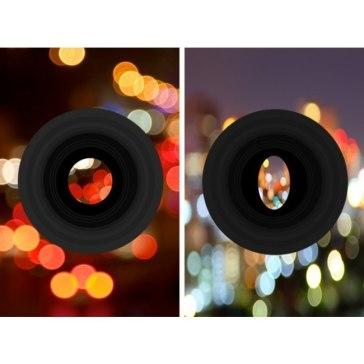 Filtre Anamorphique CineMorph Bokeh pour Sony A6600