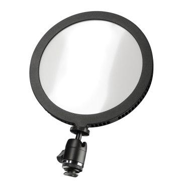 Torche LED Walimex Pro Soft LED 200 Round Bi color