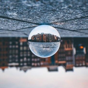 PhotoBall Original K9 Boule en verre pour photographie 60mm