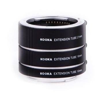 Kit tubes d'extension Kooka AF KK-SE47 pour Sony
