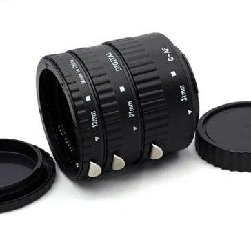 Lot tubes-allonge Meike Econo pour Canon