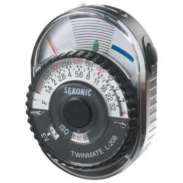 Photomètre Sekonic L-208 Twinmate