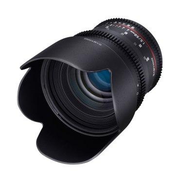 Samyang Objectif VDSLR 50mm T1.5 Sony E pour Sony A6600