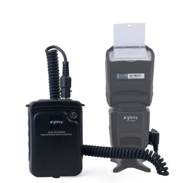 Batterie Externe Gloxy GX-EX2500