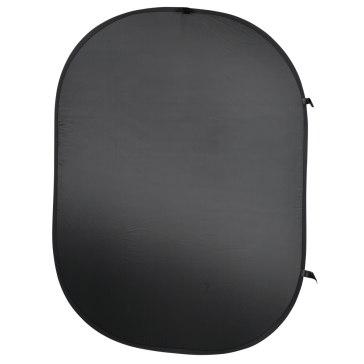 Walimex Fond pliant Noir 150x200cm