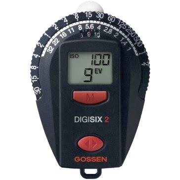 Photomètre Gossen Digisix 2