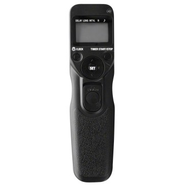 Telécommande intervallomètre Walimex Canon C3