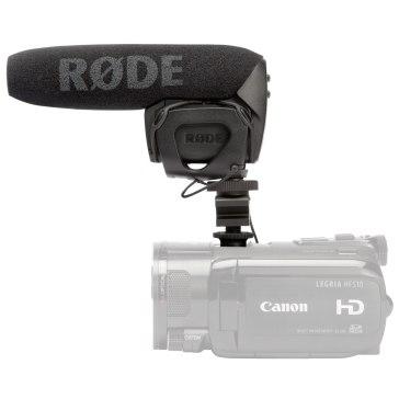 Microphone Rode VidéoMic Pro pour Sony A6100