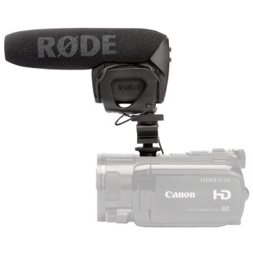 Microphone Rode VidéoMic Pro pour Sony A6600