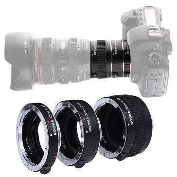Kit tubes-allonges Kooka AF KK-C68 pour Canon