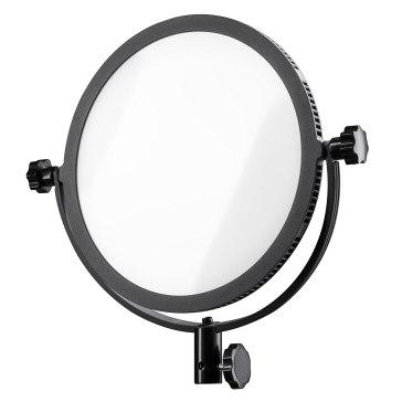 Torche LED Walimex Pro Soft 300 Round Bi Color