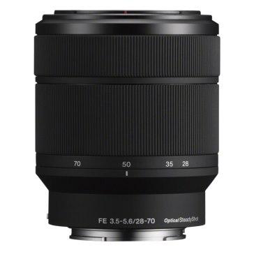 Sony Objectif 28-70mm f/3,5-5,6 pour Sony A6100