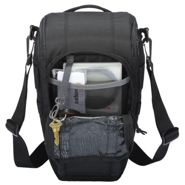 Sac Lowepro Toploader Zoom 55 AW II Noir pour Canon EOS 90D