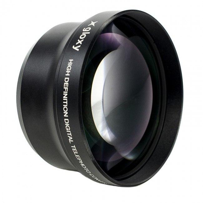 Diamètre 58 à 62 mm Ciné Conversion Bague Adaptation Photo